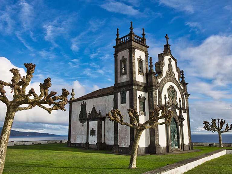 Azores - Gothic Church