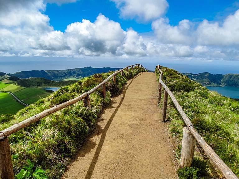 Azores - Miradouro da Boca do Inferno