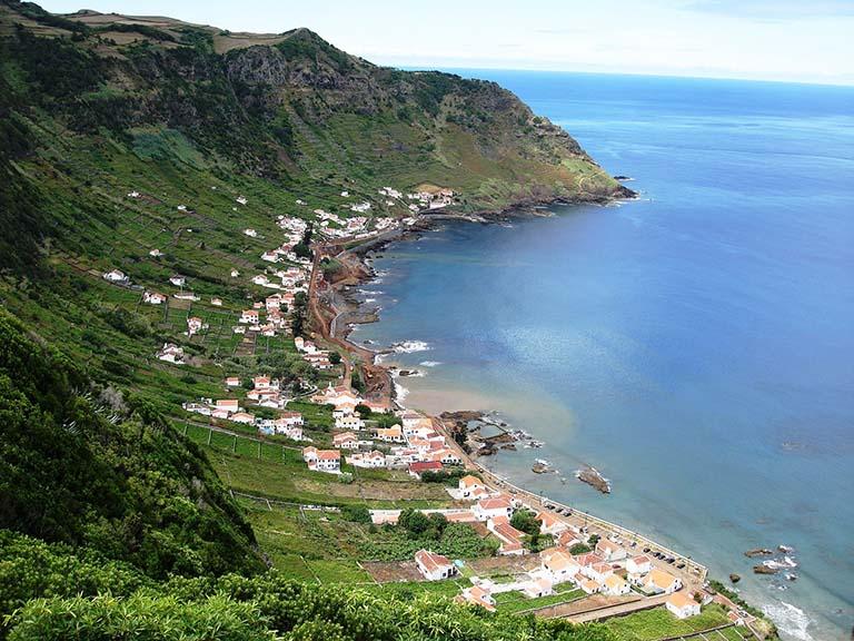 Azores - Coastal Villages