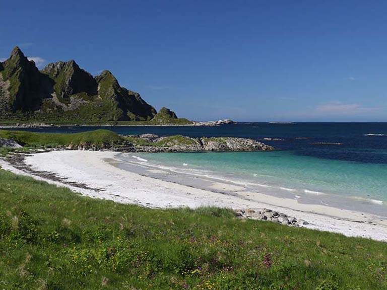 Norway - Lofoten Beach