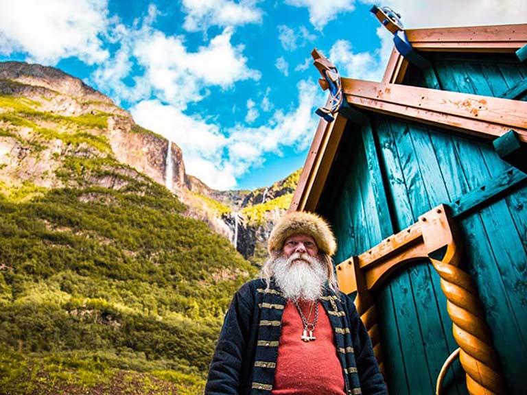 Norway - Lofoten Sami