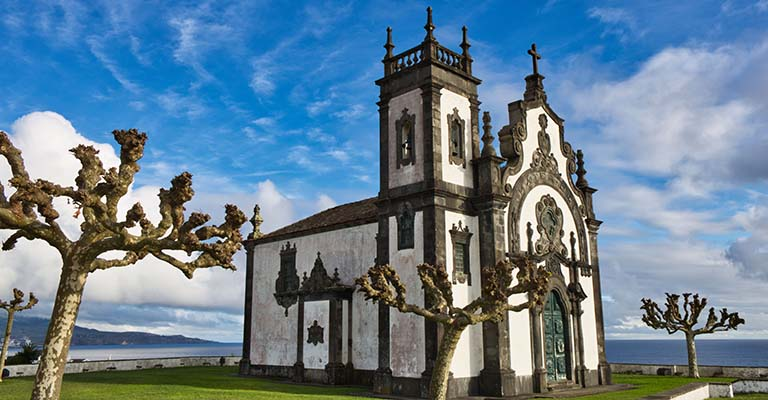 Azores - Church Chapel